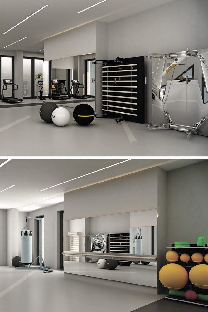 Kalemegdan Park - gym