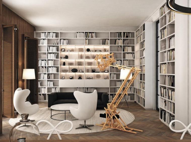Kalemegdan Park - library